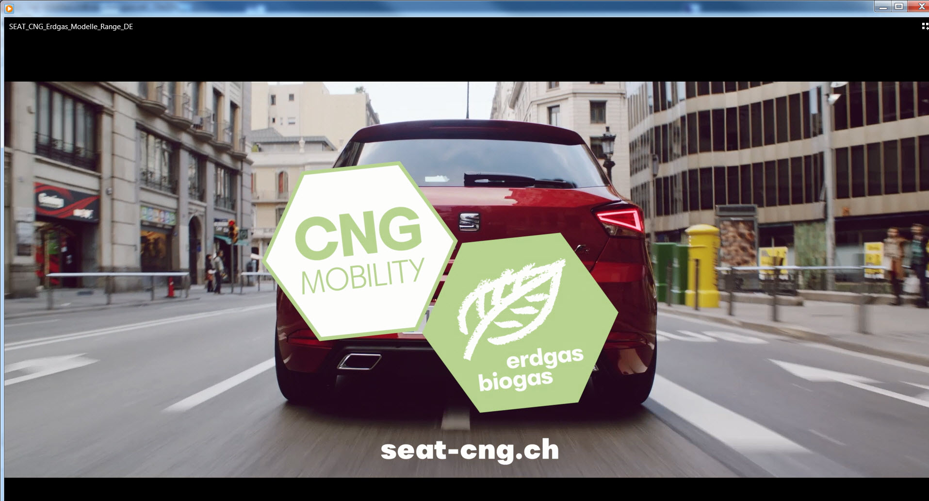 Seat CNG Mobility